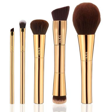 Golden Tools of The Trade  Limited-Edition Brush Set @ Tarte