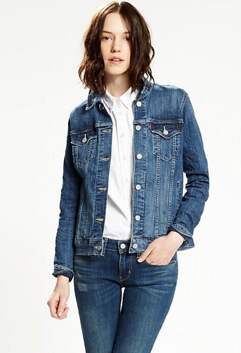 From $29.9 Women's Jean Jackets @ Levis