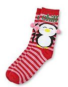 Joe Boxer Women's Christmas Crew Socks @ Sears.com