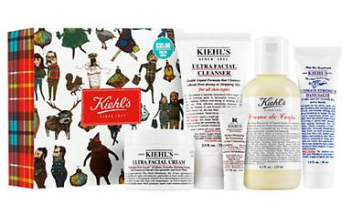 $35 KIEHL'S SINCE 1851 Mighty Moisture Face and Body Set
