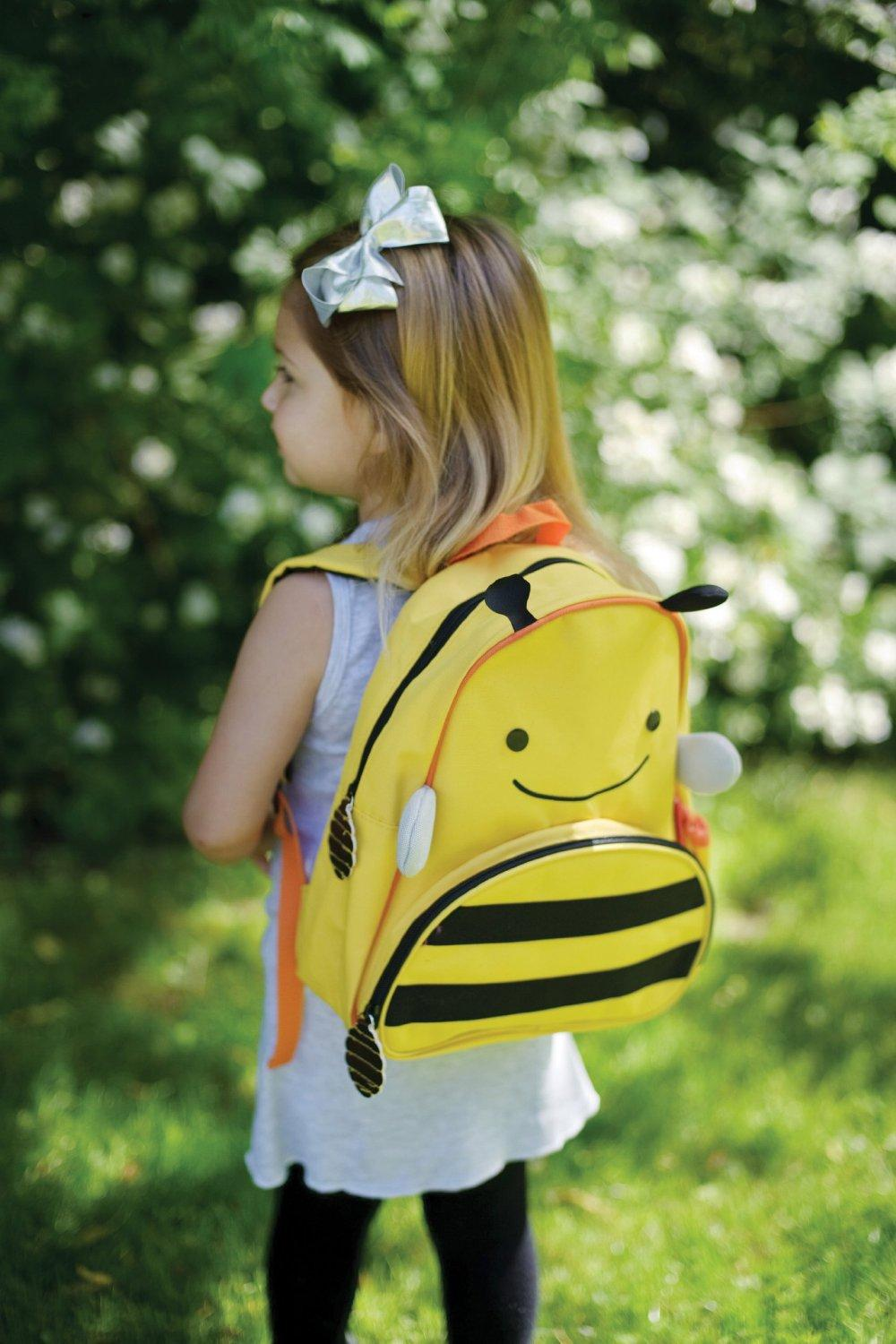 $14.98 Skip Hop Zoo Pack Little Kid Backpack, Bee