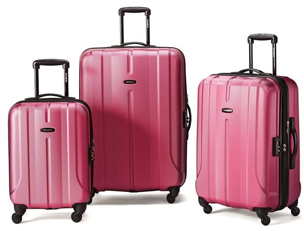 Extra 30% Off Samsonite Luggage Sale @ Amazon