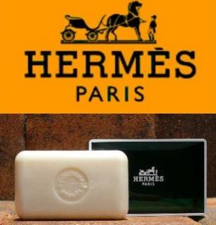 Luxury Hermes Jumbo Soap Eau d'Orange Verte Gift Soap From Hermes Paris 5.2oz