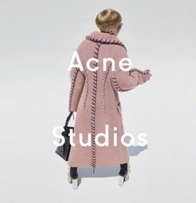 Up to 70% OFF Acne Studios Apparel, Shoes & More Accessories On Sale @ SSENSE