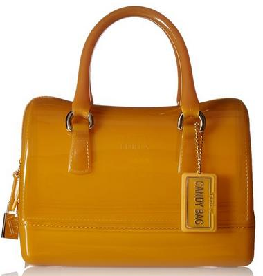 FURLA Candy Cookie Mini Satchel Handbag @ Amazon