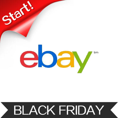 Live Now! eBay Black Friday 2015 Ad Posted