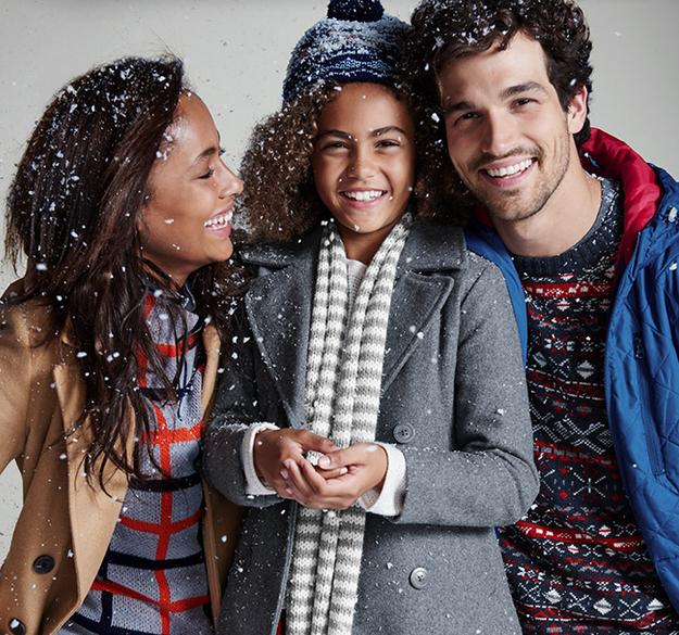Up to 60% off Sitewide Black Friday Sale @ Old Navy