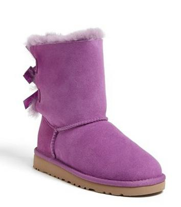 UGG® Australia 'Bailey Bow' Boot (Walker, Toddler, Little Kid & Big Kid)