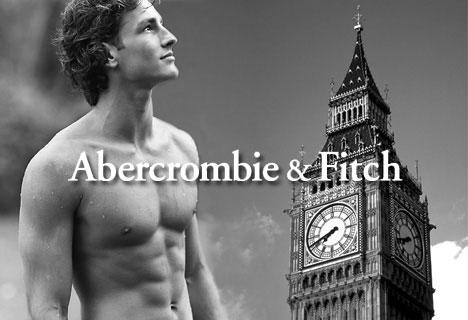 50% Off Everything at Abercrombie & Fitch Black Friday Sale