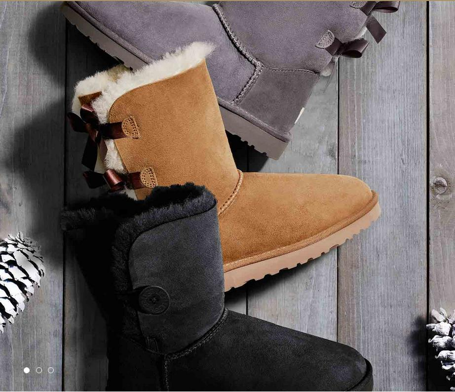 20% off UGG Classic Collection + Free Overnight Shipping @ UGG Australia