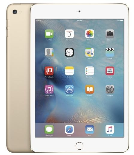 Apple iPad mini 4 Wi-Fi 64GB 2 Colors