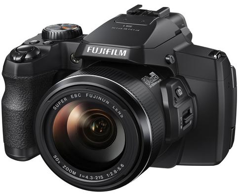 Fujifilm FinePix S1 16 MP Digital Camera with 3.0-Inch LCD (Black)
