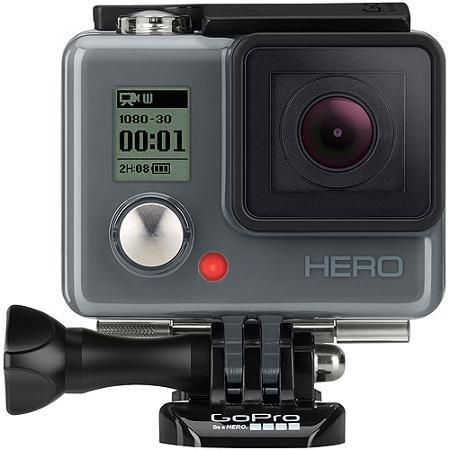$117.99 GoPro HERO Action Camcorder