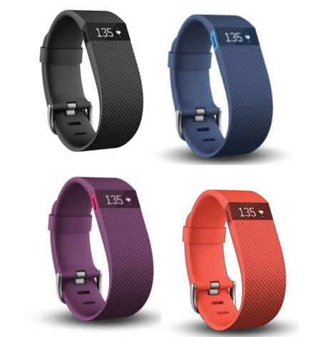$109.99 Fitbit Charge HR Wireless Activity Wristband