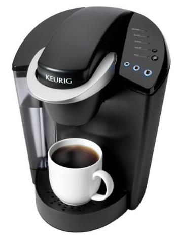 $64.97 Keurig K45 Elite Single Serve Brewer, Black