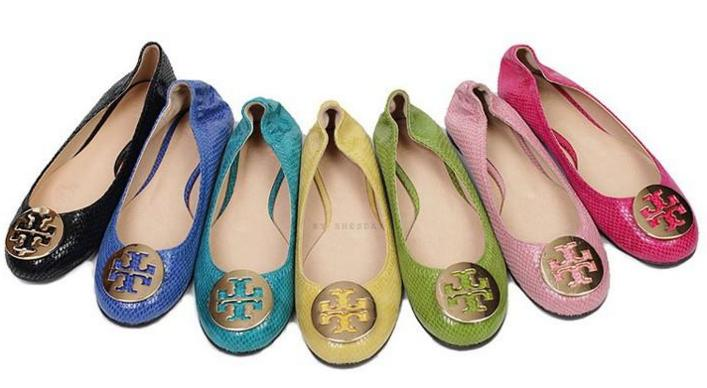 $50 Off $200 Tory Burch Full-Price Shoes @ Neiman Marcus
