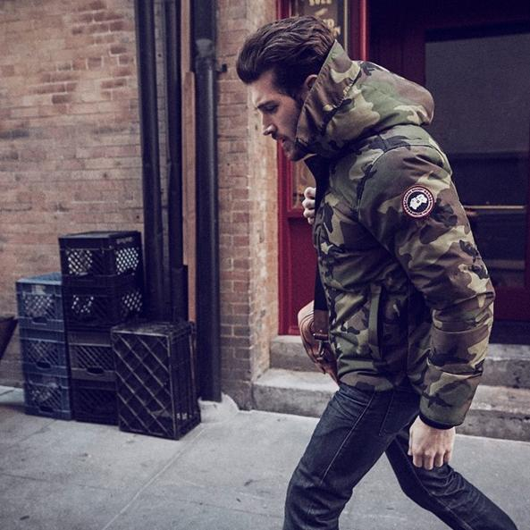 $50 Off $200 Men's Canada Goose Parka and Jacket @ Neiman Marcus