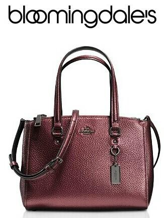Up to 44% Off + Up to extra 20% Off COACH Handbags @ Bloomingdales