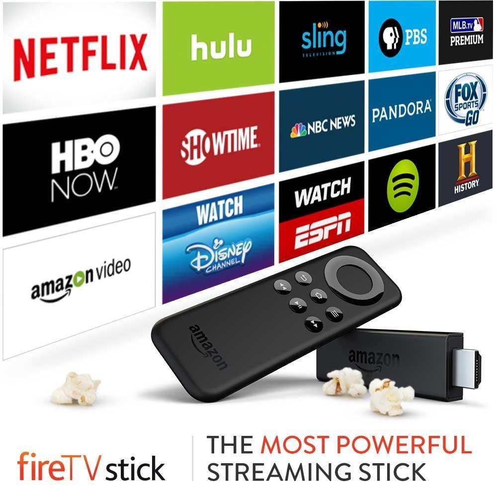 $24 Amazon Fire TV Stick