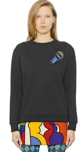 Up to 50% Off + Extra 20% Off Women's Sweatershirt @ Luisaviaroma
