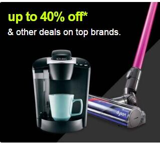 Up to 40% Off Top Home Brands Sale @ Target