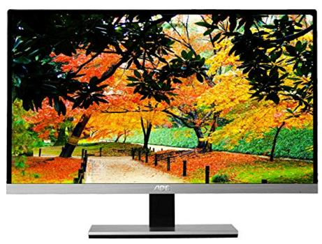 Lowest price! AOC 22-Inch IPS Frameless LED Monitor
