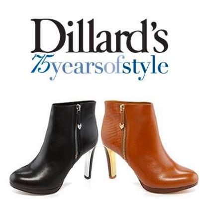 Extra 50% Off Permanently-Reduced Items @ Dillard's