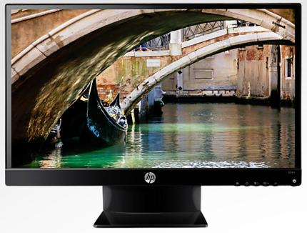 HP 22uh 21.5-inch LED Backlit Monitor