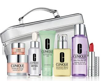 Clinique Best of Clinique $49.5 ($176.5 value) With $27 Clinique purchase @ macy's.com
