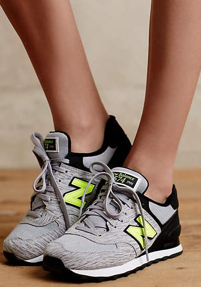 $29.96 New Balance 574 Sneakers @ anthropologie