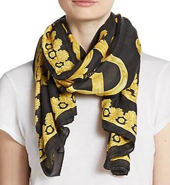$59.99 versace scarf @ Saks Off 5th