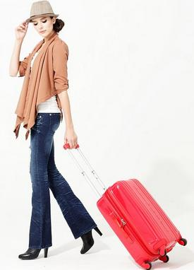 25% Off Select Luggage Collections @ Tumi