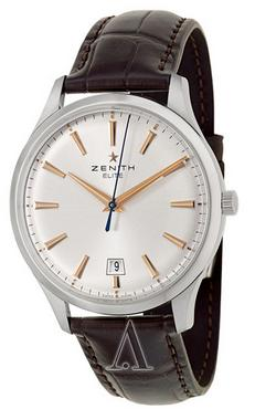 Zenith Men's Captain Central Second Watch 03-2020-670-01-C498