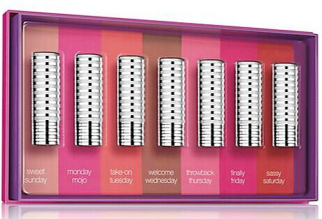 $39.5 Clinique Days Of The Week Lipstick Set @ Saks Fifth Avenue