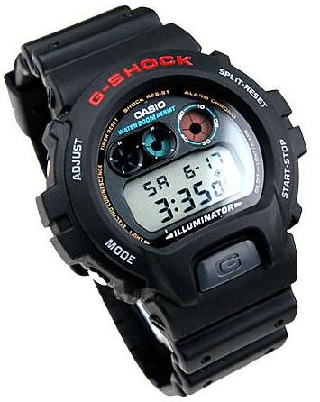 Casio Men's DW6900-1V