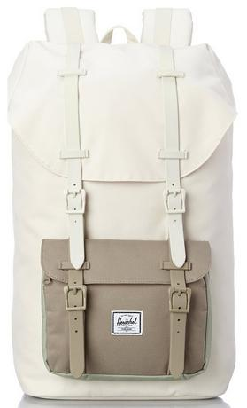 Herschel Supply Co. Little America Rubber, Natural/Brindle/Tea