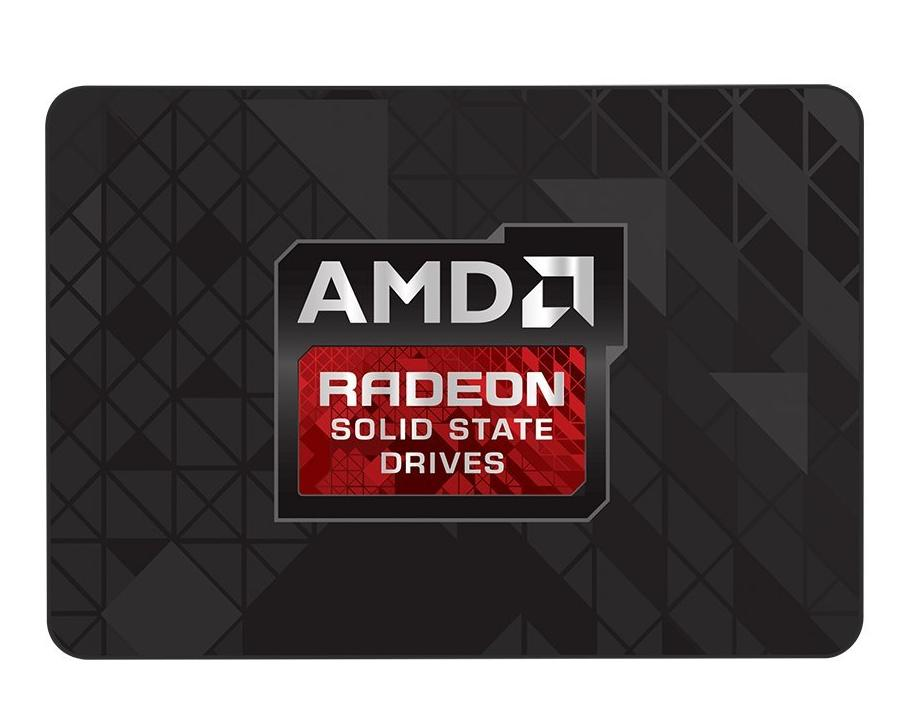 AMD Radeon R7 Series 120GB Ultra Slim SSD with Toshiba A19nm MLC NAND RADEON-R7SSD-120G