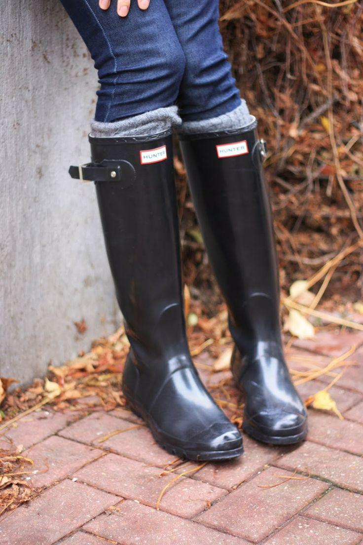 Hunter Rain Boots - Original Tall Gloss @ Bloomingdales