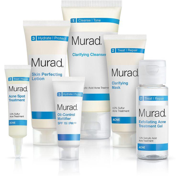 Enjoy 20% OFF + FREE Shipping on all orders @ Murad.com