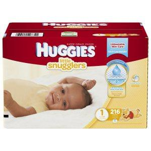 $15 Gift Card with Select Diapers Purchase @ Amazon