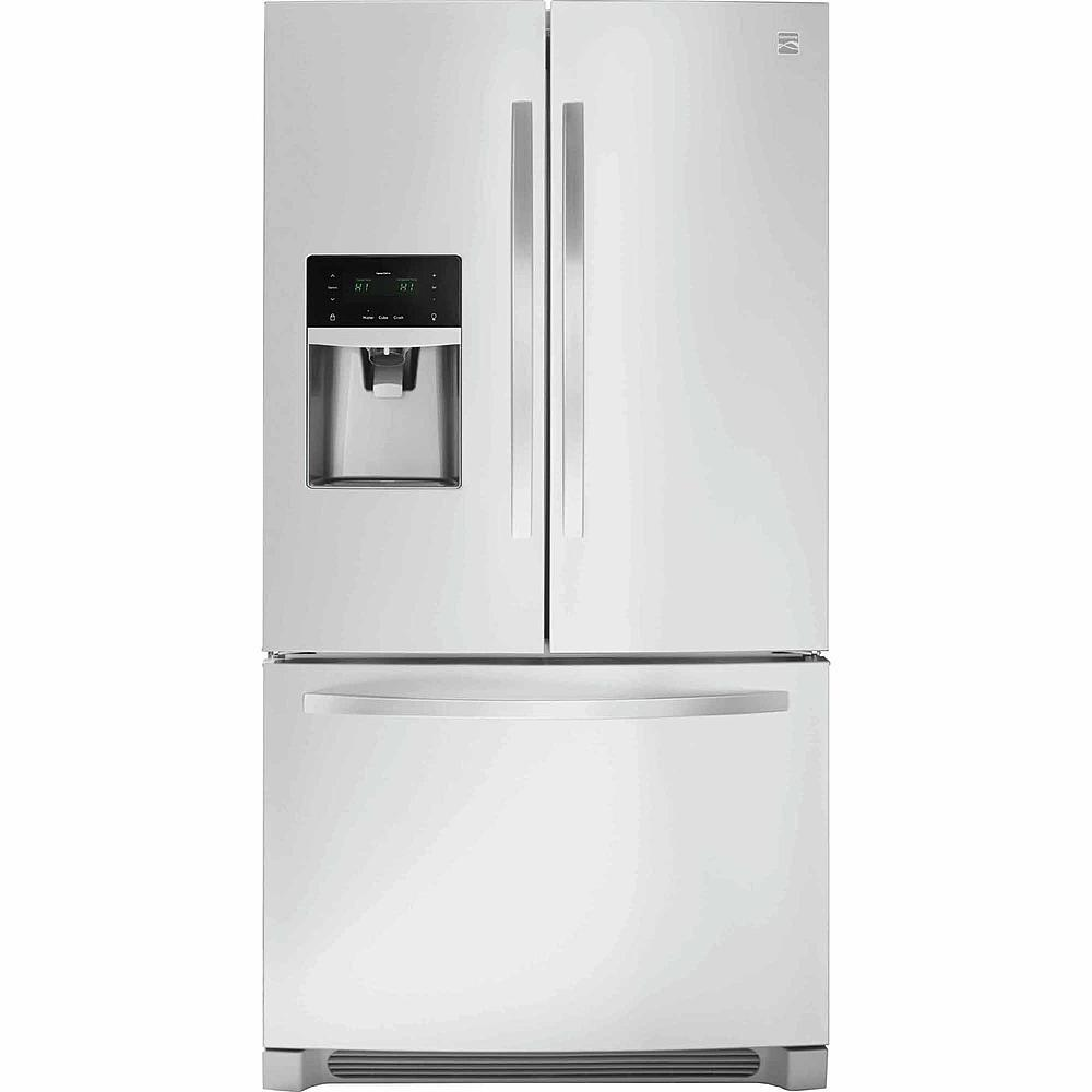 Kenmore 27.2 cu. ft. French Door Refrigerator - Stainless Steel