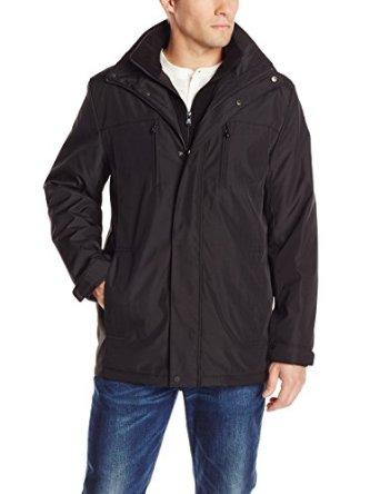 Calvin Klein Men's Hooded Vestie
