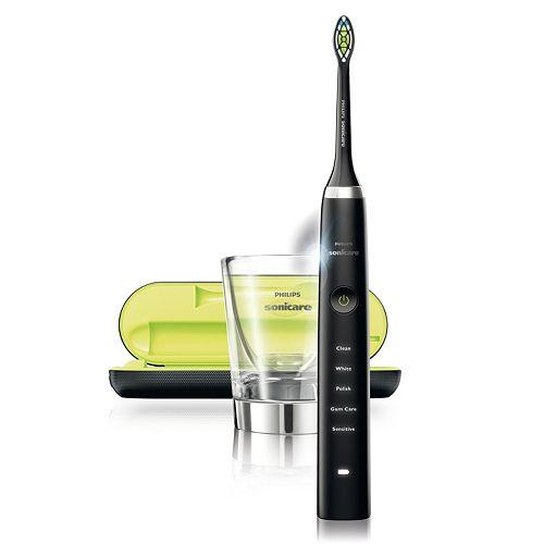 $151.99 + $20MIR + $45 Kohl's Cash Philips Sonicare HX9332/05 DiamondClean Rechargeable Electric Toothbrush, Black