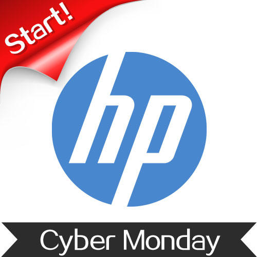 Live now! HP Cyber Monday 2015