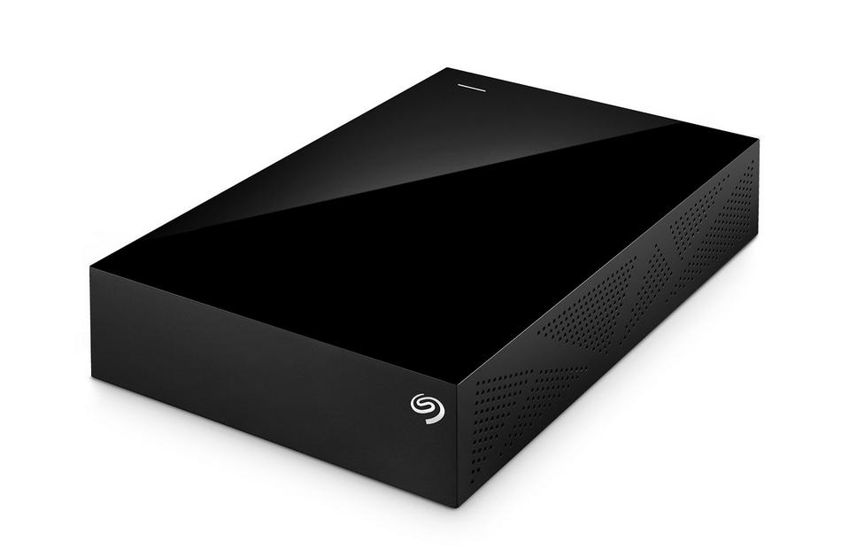 Seagate Backup Plus 5TB Desktop External Hard Drive with 200GB of Cloud Storage & Mobile Device Backup USB 3.0 (STDT5000100)