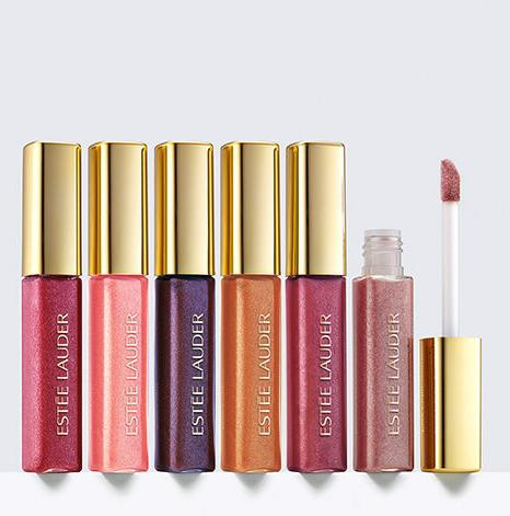 $19.5 Estee Lauder 6-pc Shine On Pure Color Gloss Collection