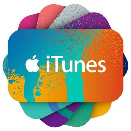 20% Off iTunes Gift Cards at Staples