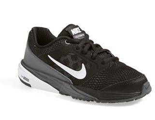 Nike 'Tri Fusion' Running Shoe (Toddler & Little Kid)