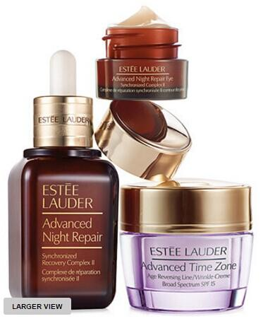 $65 + Free Shipping Estée Lauder Anti-Wrinkle Collection @ macys.com