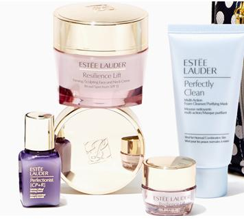 Up to 59% Off 4-pc Estee Lauder Skincare Sets On Sale @ Hautelook